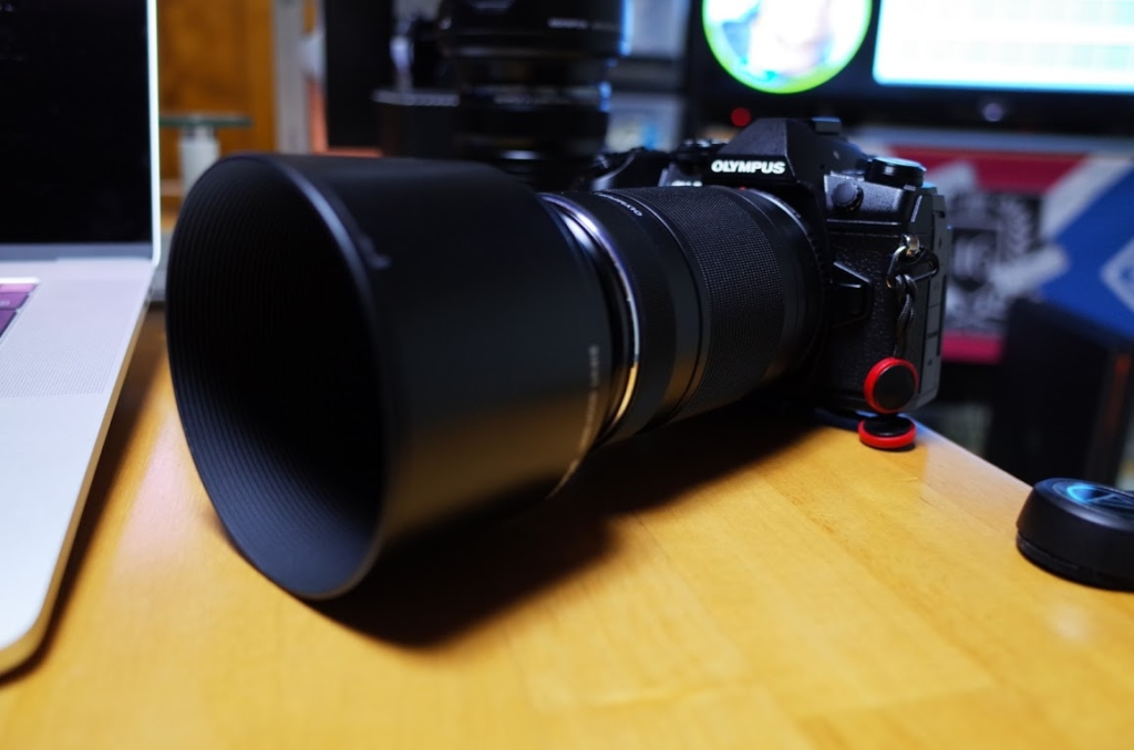 M.ZUIKO DIGITAL ED 75-300mm F4.8-6.7 II