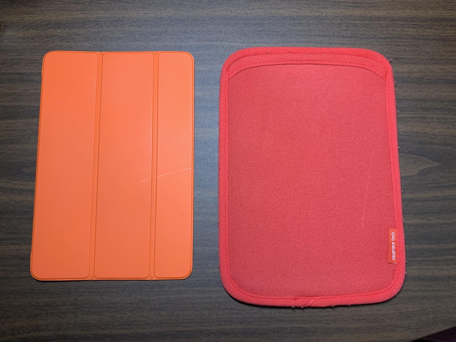 今まで使用していたiPad mini用ケースやカバーは使える?