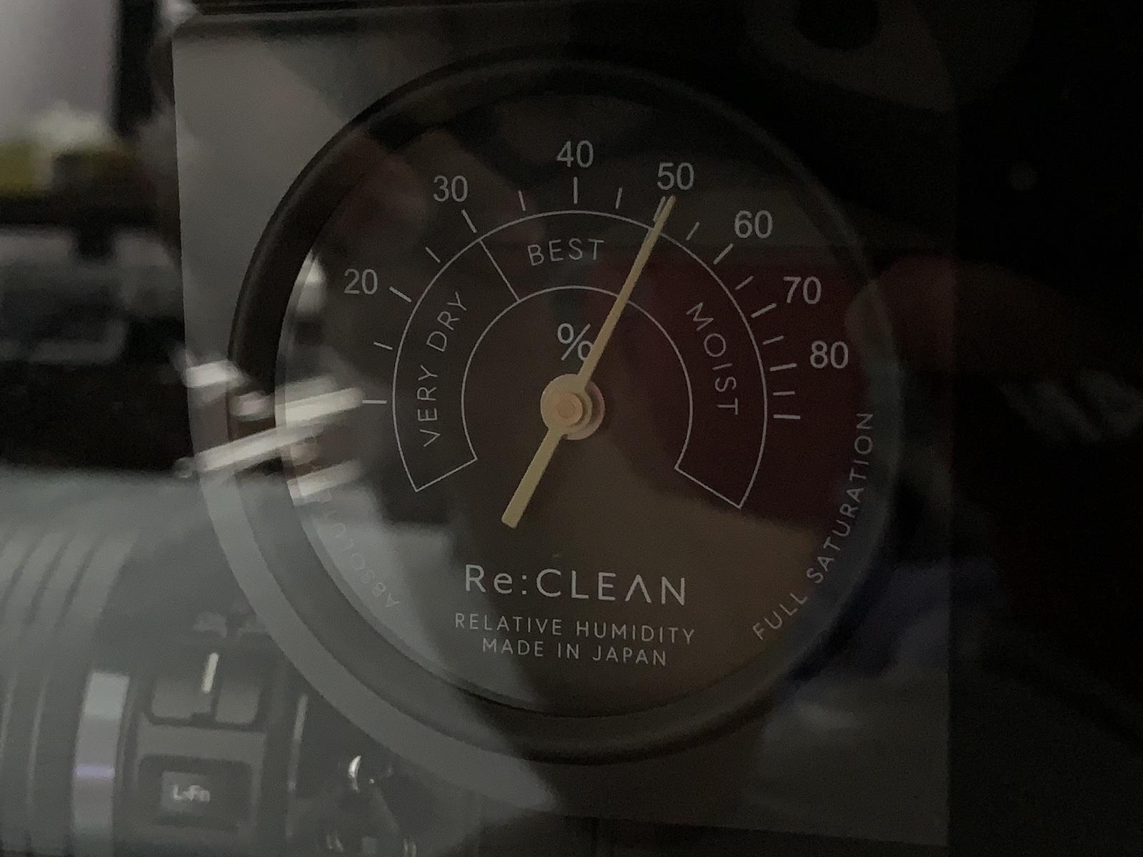 Re:CLEAN 30L 防湿庫の魅力