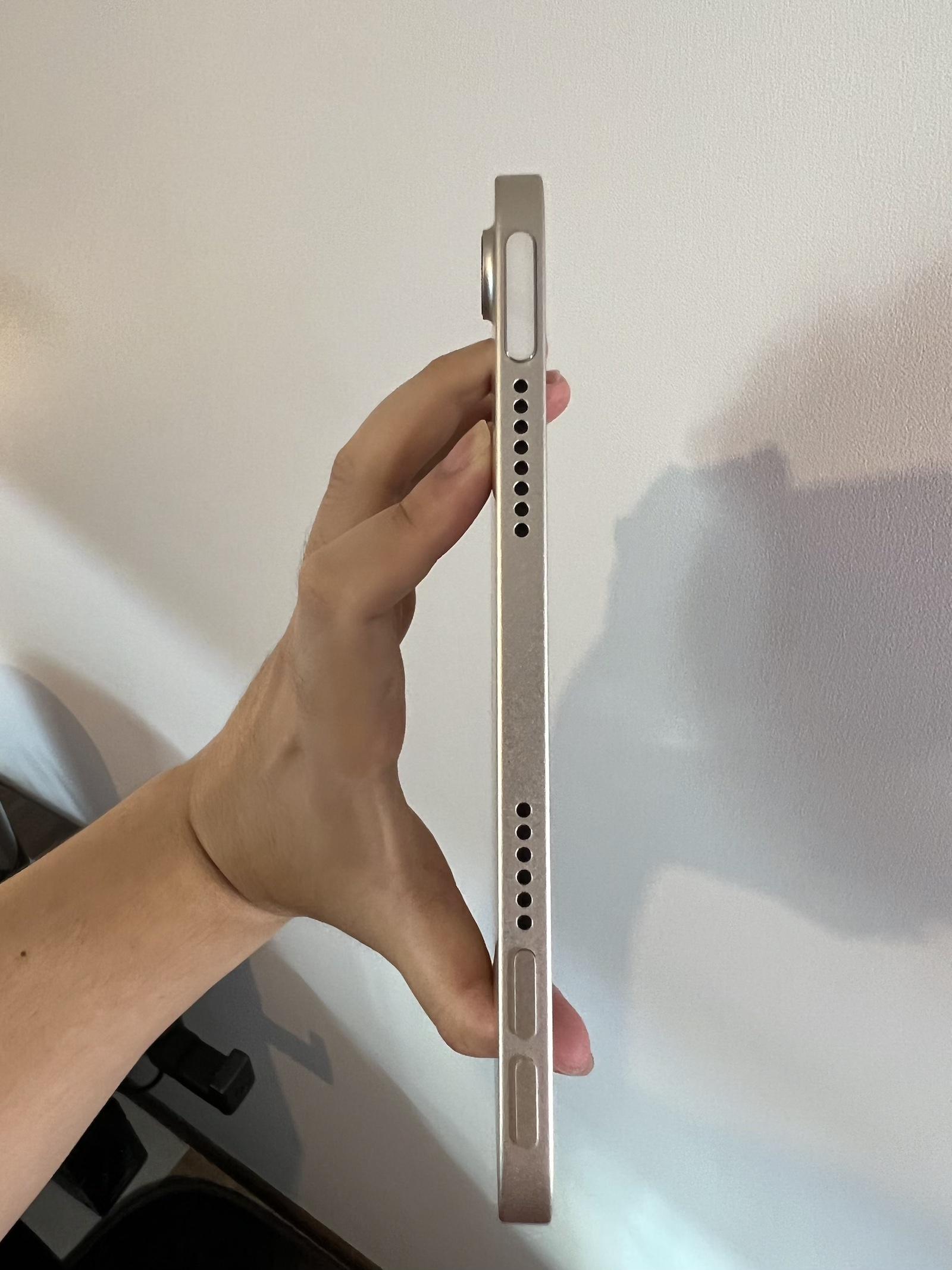 顔認証より指紋認証が好きな人はiPad mini