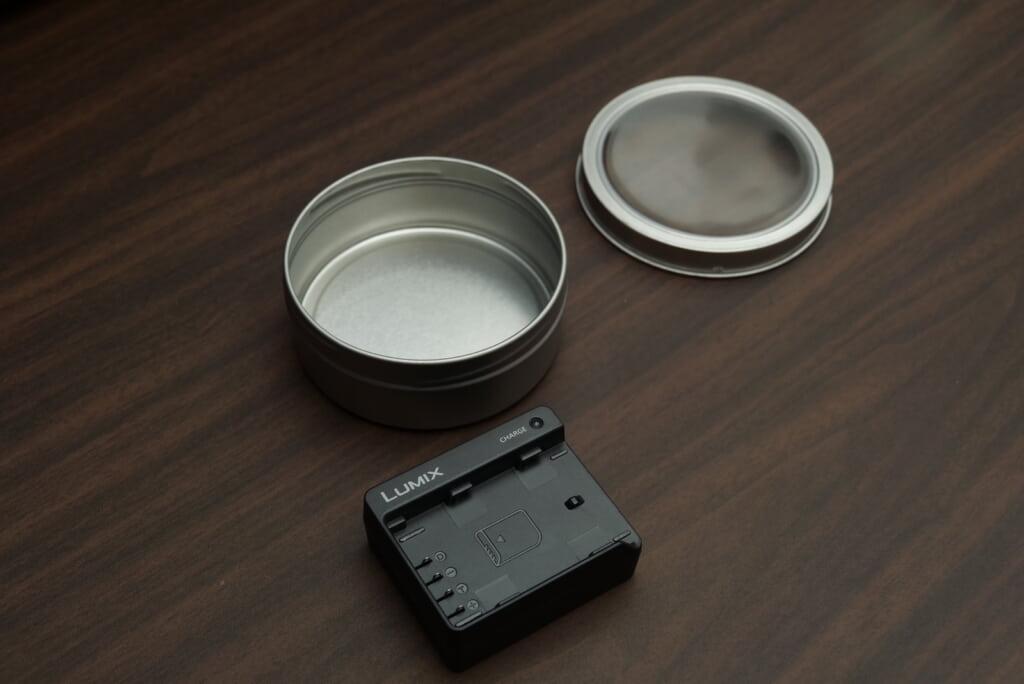 LUMIX G9 Proの充電器